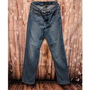 Lucky Brand Mid-Rise Sweet Straight Jeans sz 28